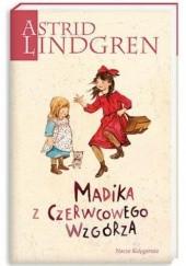 Okładka książki Madika z Czerwcowego Wzgórza Astrid Lindgren