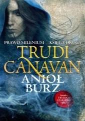 Okładka książki Anioł Burz Trudi Canavan
