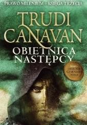 Okładka książki Obietnica następcy Trudi Canavan