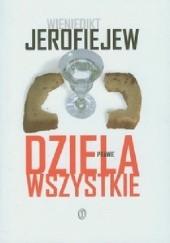 Okładka książki Fanny Kapłan Wieniedikt Jerofiejew