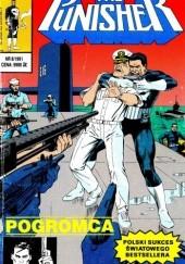 Okładka książki The Punisher 8/1991 Mike Baron,Russ Heath
