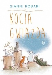 Okładka książki Kocia gwiazda Gianni Rodari