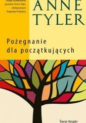 Okładka książki Pożegnanie dla początkujących Anne Tyler
