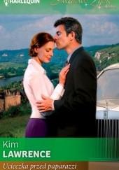 Okładka książki Ucieczka przed paparazzi Kim Lawrence