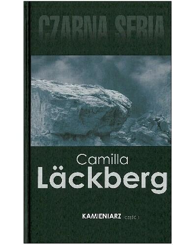 Okładka książki Kamieniarz, cz. 1 Camilla Läckberg