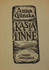 Okładka książki Kasia i inne Natalia Gałczyńska