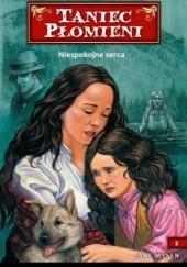 Okładka książki Niespokojne serca Jane Mysen