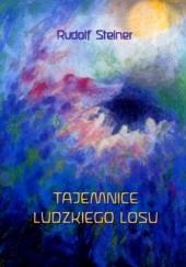 Okładka książki Tajemnice ludzkiego losu Rudolf Steiner
