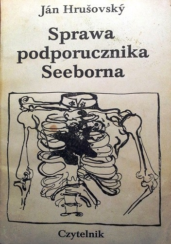 Okładka książki Sprawa podporucznika Seeborna