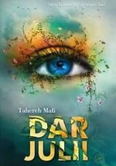 Okładka książki Dar Julii Tahereh Mafi