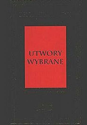 Okładka książki Utwory wybrane Ignacy Krasicki