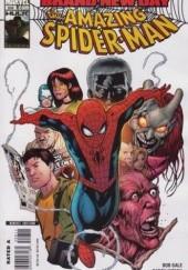 Okładka książki Amazing Spider-Man Vol 1# 558 - Brand New Day: Freak the Third Barry Kitson,Bob Gale