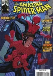 Okładka książki Amazing Spider-Man Vol 1# 562 - Brand New Day:  The Other Spider-Man Bob Gale,Mike McKone