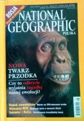 Okładka książki National Geographic 08/2002 (35) Redakcja magazynu National Geographic