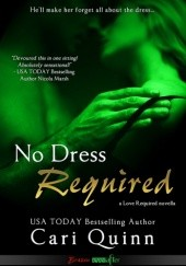 Okładka książki No Dress Required Cari Quinn