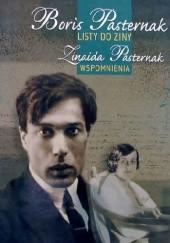 Okładka książki Listy do Ziny. Wspomnienia Borys Pasternak,Zinaida Gippius