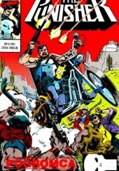 Okładka książki The Punisher 9/1991 Mike Baron,Bill Reinhold