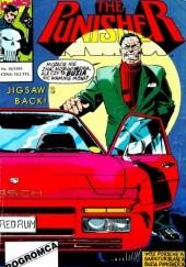 Okładka książki The Punisher 10/1991 Mike Baron,Mark Texeira,Bill Reinhold