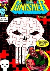 Okładka książki The Punisher 11/1991 Mike Baron,Mark Texeira,Bill Reinhold