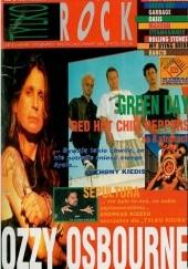 Okładka książki Tylko Rock, nr 3 (55)/1996 Redakcja magazynu Teraz Rock