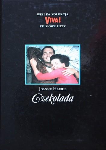 Okładka książki Czekolada Joanne Harris