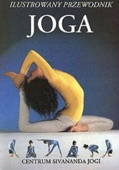 Okładka książki JOGA.Ilustrowany przewodnik Lucy Lidell