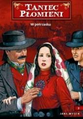 Okładka książki W potrzasku Jane Mysen