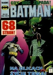 Okładka książki Batman 8/1991 Peter Milligan,Kieron Dwyer