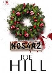 Okładka książki NOS4A2 Joe Hill