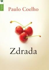 Okładka książki Zdrada Paulo Coelho