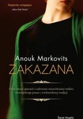 Okładka książki Zakazana Anouk Markovits