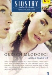Okładka książki Grzech młodości Anna Nałęcz
