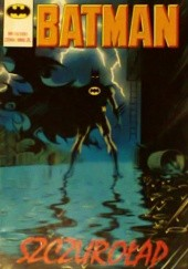 Okładka książki Batman 10/1991 Alan Grant,John Wagner,Norm Breyfogle