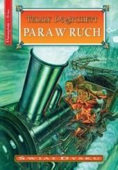 Okładka książki Para w ruch Terry Pratchett