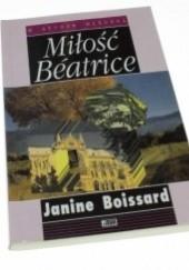Okładka książki Miłość Béatrice Janine Boissard