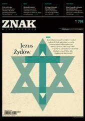 Okładka książki Miesięcznik Znak nr 701, październik 2013 Redakcja Miesięcznika ZNAK