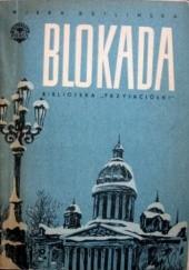 Okładka książki Blokada. Tom I-III Wera Ketlińska