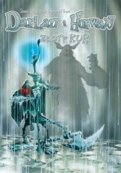 Okładka książki Darlan i Horwazy: Złoty Kur Tomasz Kołodziejczak