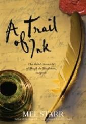 Okładka książki A Trail of Ink Melvin R. Starr