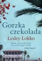 Okładka książki Gorzka czekolada Lesley Lokko