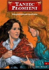 Okładka książki Niepodziewane spotkanie Jane Mysen