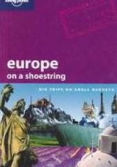 Okładka książki Europe on a Shoestring. Big trips on small budgets Tom Masters