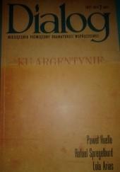 Okładka książki Dialog, nr 2 (687) / luty 2014 Redakcja miesięcznika Dialog
