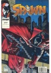 Okładka książki Spawn 3/1997 Todd McFarlane