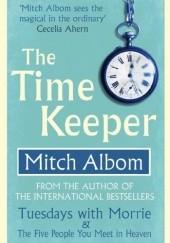 Okładka książki The Time Keeper Mitch Albom