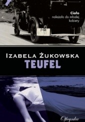 Okładka książki Teufel Izabela Żukowska
