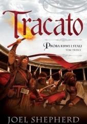 Okładka książki Tracato Joel Shepherd