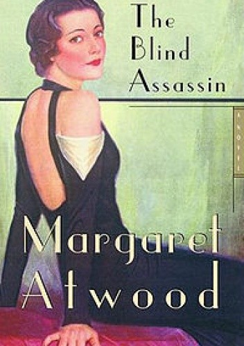 Okładka książki The Blind Assassin Margaret Atwood