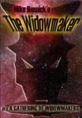 Okładka książki A Gathering of Widowmakers Mike Resnick