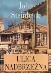 Okładka książki Ulica Nadbrzeżna